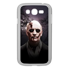Zombie Samsung Galaxy Grand Duos I9082 Case (white) by Valentinaart