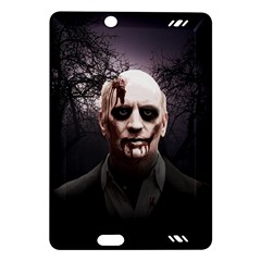Zombie Amazon Kindle Fire Hd (2013) Hardshell Case by Valentinaart