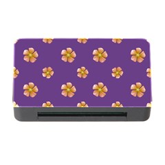 Ditsy Floral Pattern Design Memory Card Reader With Cf by dflcprints