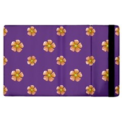 Ditsy Floral Pattern Design Apple Ipad 3/4 Flip Case by dflcprints