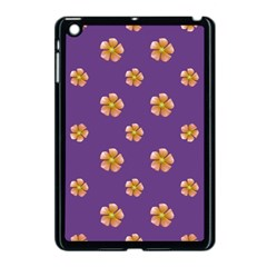 Ditsy Floral Pattern Design Apple Ipad Mini Case (black) by dflcprints