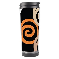 Abroad Spines Circle Travel Tumbler by Mariart