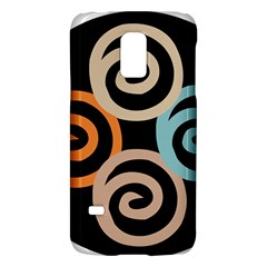 Abroad Spines Circle Galaxy S5 Mini by Mariart
