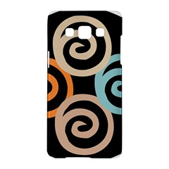 Abroad Spines Circle Samsung Galaxy A5 Hardshell Case  by Mariart