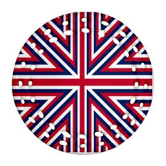 Alternatively Mega British America Ornament (round Filigree) by Mariart