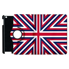 Alternatively Mega British America Apple Ipad 2 Flip 360 Case by Mariart