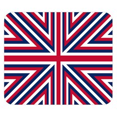 Alternatively Mega British America Double Sided Flano Blanket (small)  by Mariart