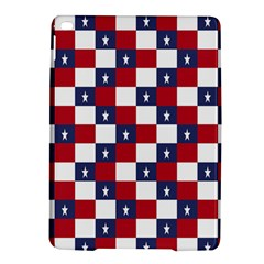 American Flag Star White Red Blue Ipad Air 2 Hardshell Cases by Mariart