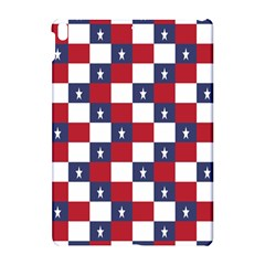 American Flag Star White Red Blue Apple Ipad Pro 10 5   Hardshell Case by Mariart
