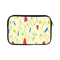 Background  With Lines Triangles Apple Ipad Mini Zipper Cases by Mariart