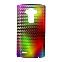 Abstract Rainbow Pattern Colorful Stars Space Lg G4 Hardshell Case by Mariart