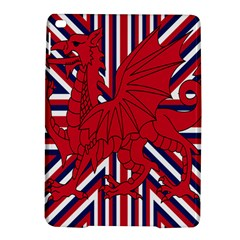 Alternatively Mega British America Red Dragon Ipad Air 2 Hardshell Cases by Mariart