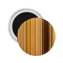 Brown Verticals Lines Stripes Colorful 2 25  Magnets by Mariart