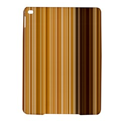 Brown Verticals Lines Stripes Colorful Ipad Air 2 Hardshell Cases by Mariart