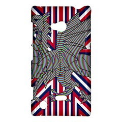 Alternatively Mega British America Dragon Illustration Nokia Lumia 720 by Mariart