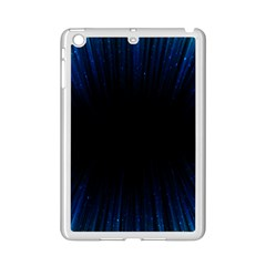Colorful Light Ray Border Animation Loop Blue Motion Background Space Ipad Mini 2 Enamel Coated Cases by Mariart