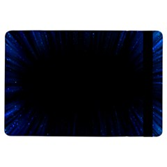 Colorful Light Ray Border Animation Loop Blue Motion Background Space Ipad Air Flip by Mariart