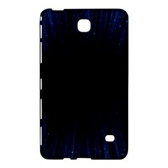 Colorful Light Ray Border Animation Loop Blue Motion Background Space Samsung Galaxy Tab 4 (8 ) Hardshell Case  by Mariart