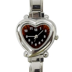 Colorful Light Ray Border Animation Loop Orange Motion Background Space Heart Italian Charm Watch by Mariart