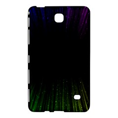 Colorful Light Ray Border Animation Loop Rainbow Motion Background Space Samsung Galaxy Tab 4 (8 ) Hardshell Case  by Mariart