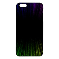 Colorful Light Ray Border Animation Loop Rainbow Motion Background Space Iphone 6 Plus/6s Plus Tpu Case by Mariart
