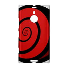 Double Spiral Thick Lines Black Red Nokia Lumia 1520 by Mariart