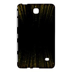 Colorful Light Ray Border Animation Loop Yellow Samsung Galaxy Tab 4 (8 ) Hardshell Case  by Mariart