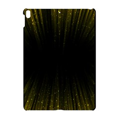Colorful Light Ray Border Animation Loop Yellow Apple Ipad Pro 10 5   Hardshell Case by Mariart