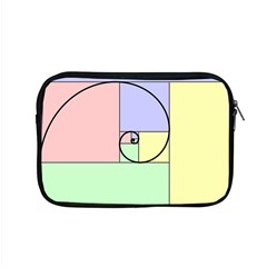 Golden Spiral Logarithmic Color Apple Macbook Pro 15  Zipper Case by Mariart