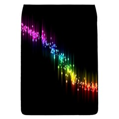 Illustration Light Space Rainbow Flap Covers (l)  by Mariart