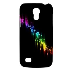 Illustration Light Space Rainbow Galaxy S4 Mini by Mariart