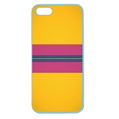 Layer Retro Colorful Transition Pack Alpha Channel Motion Line Apple Seamless Iphone 5 Case (color) by Mariart