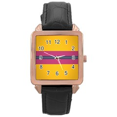 Layer Retro Colorful Transition Pack Alpha Channel Motion Line Rose Gold Leather Watch  by Mariart