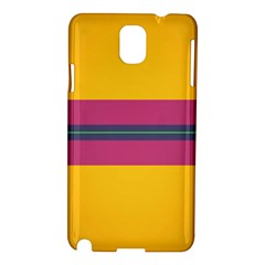 Layer Retro Colorful Transition Pack Alpha Channel Motion Line Samsung Galaxy Note 3 N9005 Hardshell Case by Mariart