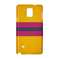 Layer Retro Colorful Transition Pack Alpha Channel Motion Line Samsung Galaxy Note 4 Hardshell Case by Mariart