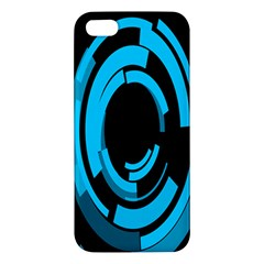 Graphics Abstract Motion Background Eybis Foxe Iphone 5s/ Se Premium Hardshell Case by Mariart