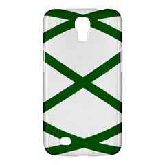 Lissajous Small Green Line Samsung Galaxy Mega 6 3  I9200 Hardshell Case by Mariart