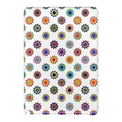 Flowers Pattern Recolor Artwork Sunflower Rainbow Beauty Samsung Galaxy Tab Pro 10 1 Hardshell Case by Mariart