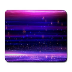 Massive Flare Lines Horizon Glow Particles Animation Background Space Large Mousepads by Mariart
