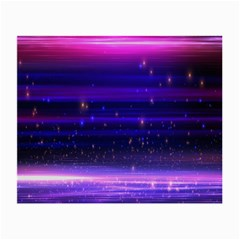Massive Flare Lines Horizon Glow Particles Animation Background Space Small Glasses Cloth by Mariart