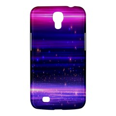 Massive Flare Lines Horizon Glow Particles Animation Background Space Samsung Galaxy Mega 6 3  I9200 Hardshell Case by Mariart