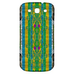 Rainbows Rain In The Golden Mangrove Forest Samsung Galaxy S3 S Iii Classic Hardshell Back Case by pepitasart