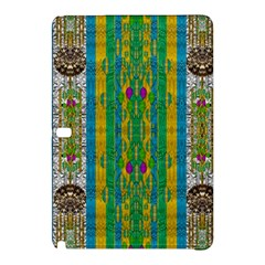 Rainbows Rain In The Golden Mangrove Forest Samsung Galaxy Tab Pro 12 2 Hardshell Case by pepitasart