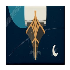Planetary Resources Exploration Asteroid Mining Social Ship Face Towel by Mariart