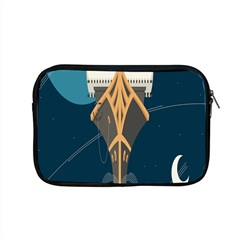 Planetary Resources Exploration Asteroid Mining Social Ship Apple Macbook Pro 15  Zipper Case by Mariart