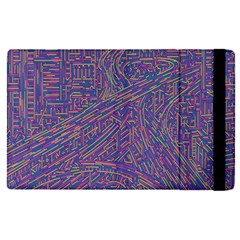 Infiniti Line Building Street Line Illustration Apple Ipad Pro 9 7   Flip Case by Mariart