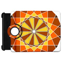 Ornaments Art Line Circle Kindle Fire Hd 7  by Mariart