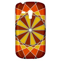 Ornaments Art Line Circle Galaxy S3 Mini by Mariart