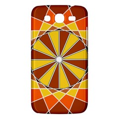 Ornaments Art Line Circle Samsung Galaxy Mega 5 8 I9152 Hardshell Case  by Mariart