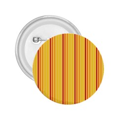 Red Orange Lines Back Yellow 2 25  Buttons by Mariart